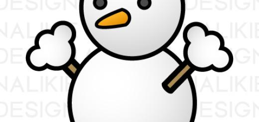 free_snowman